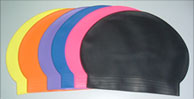 Picture of Plain Latex Swim Cap (Basic / Fluoro Colours)